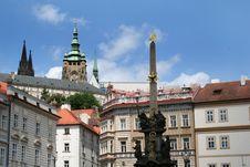 Free Beautiful View At Prague Royalty Free Stock Image - 9777396