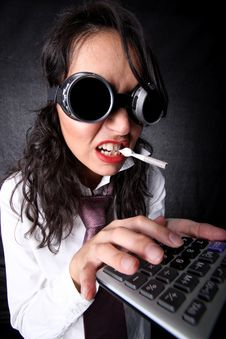 Accountant Manager Stock Photography