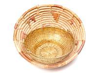 Basket In Basket Royalty Free Stock Image