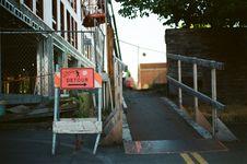 Free Detour Stock Photo - 97787570
