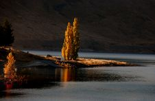 Free Autumn At Lake Tekapo NZ &x28;5&x29; Royalty Free Stock Images - 97787769