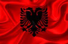 Free Albania Flag Stock Photos - 97788023