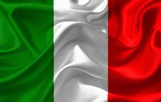 Free Italy Flag Royalty Free Stock Photography - 97788217