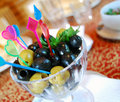 Free Black Olives Royalty Free Stock Images - 9781579