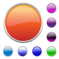 Free Buttons Set Stock Photography - 9789392