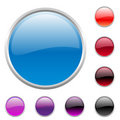 Free Buttons Set Royalty Free Stock Photo - 9789545