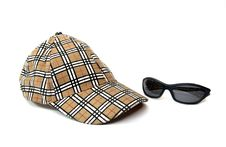 Free Sport Cap With Sunglasses Royalty Free Stock Photos - 9780098
