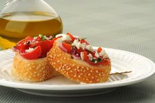Free Appetizer Stock Photography - 9780662