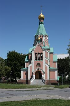 Free St. Goradz Church - Russian Track In Olomouc Royalty Free Stock Images - 9781659