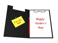 Free Happy Father S Day Royalty Free Stock Photos - 9783118
