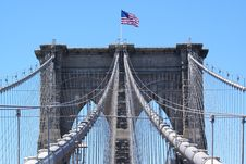 Free Brooklyn Bridge Royalty Free Stock Images - 9784369