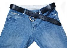 Free Jeans Stock Photo - 9784640
