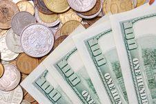 Free Dollar Stock Photography - 9784812