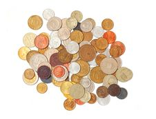 Free Different Coin Stock Photos - 9784893
