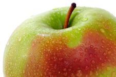 Free Apple Closeup Royalty Free Stock Photo - 9787715