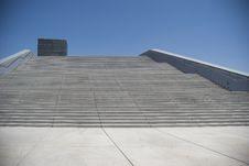 Free Stairway Into Nowhere Stock Photo - 9788070