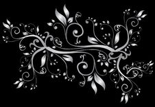 Free Floral Background Stock Photography - 9788772