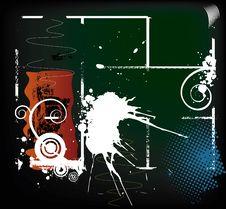 Free Grunge Background Stock Photography - 9788792