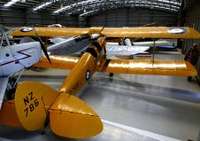 Free De Havilland Tiger Moth Stock Photography - 97837792