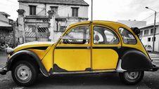 Free Citroën 2CV Stock Photos - 97837813