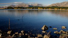 Free Autumn At Lake Tekapo NZ &x28;8&x29; Royalty Free Stock Photography - 97838207