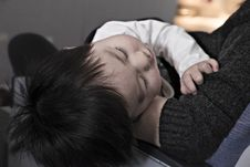 Free Toddler Boy Sleeping Stock Photos - 97838413