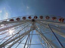 Free Big Wheel Stock Photography - 97838422