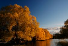 Free Autumn At Lake Tekapo NZ &x28;23&x29; Stock Images - 97838594