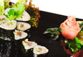 Free Japanese Cuisine - Sushi Royalty Free Stock Photography - 9790027
