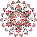 Free Traditional Antique Ottoman Turkish Tile Stock Photos - 9796753