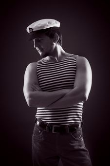 Free Sailor Royalty Free Stock Photography - 9790097