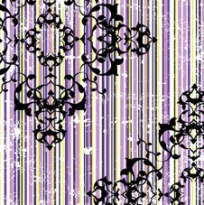 Free Antique Ottoman Grungy Wallpaper Raster Design Royalty Free Stock Images - 9790639