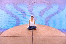 Free Meditation Series 1 Stock Photo - 9790660