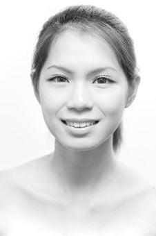 Free Asian Portrait 2 Stock Photo - 9790730
