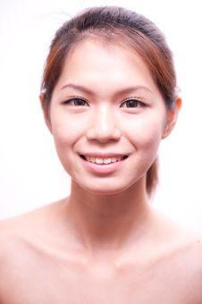 Free Asian Portrait 3 Stock Photos - 9790813