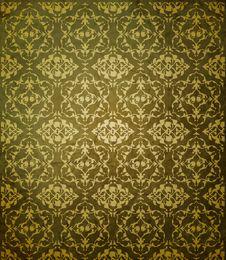 Free Traditional Ottoman Turkish Seamless Tile Design Royalty Free Stock Photos - 9791238