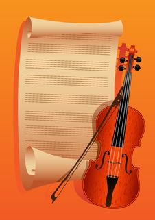 Free Violin Royalty Free Stock Images - 9791469