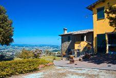 Free Italian Villa Royalty Free Stock Photography - 9791517