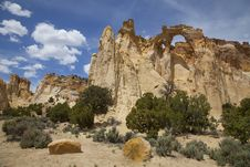 Free Grand Staircase Escalante National Monument Stock Image - 9793151
