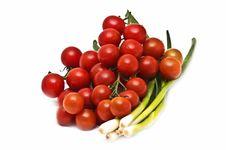 Free Vegetable Mix Royalty Free Stock Image - 9793186