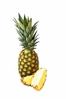Free Sweet Fresh Pineapple Stock Photos - 9793333