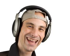 Free Listening To Music Stock Photo - 9793640