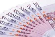 Free Euro Banknotes Stock Image - 9793721