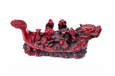Free Fengshui Dragon Stock Image - 9794731