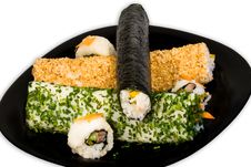 Free Sushi From A Fish Royalty Free Stock Images - 9794759