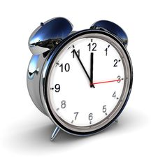 Free Alarm Clock Royalty Free Stock Image - 9795776