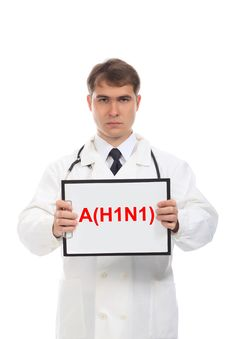 Free Serious Doctor Stock Photography - 9796702