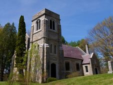 Free Stone Chapel Royalty Free Stock Image - 9796996