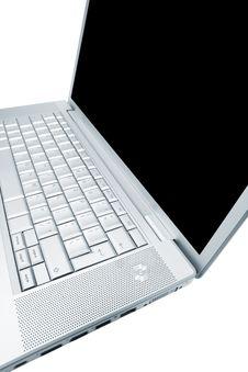 Free Modern And Stylish Laptop Stock Photography - 9797052