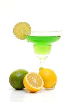 Free Lemon Lime Drink Stock Image - 9797521